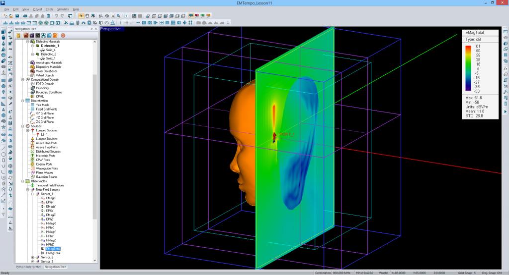 Electromagnetic Modeling EM Cube | EMAG Technologies Inc