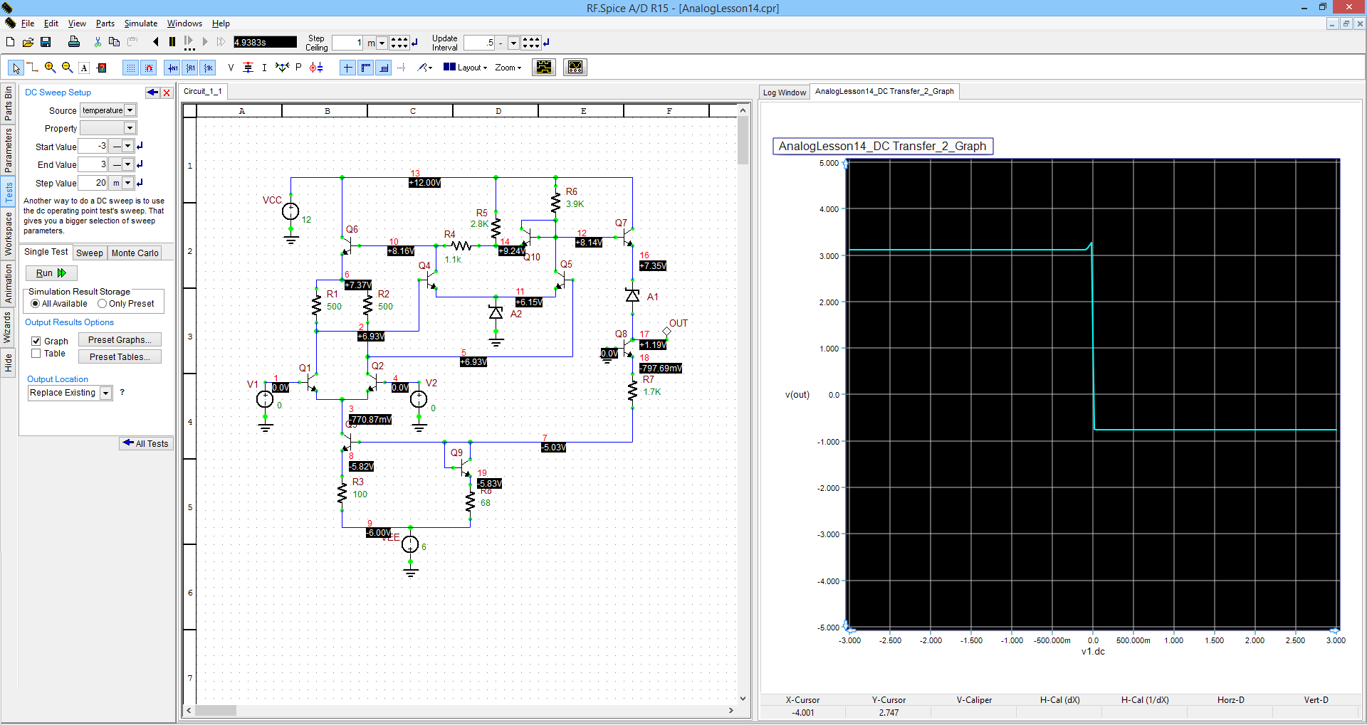 Rf Spice Ad Emag Technologies Inc 10 Integrated Schematic Editor And Mixed Analog Digital Simulator Purchase