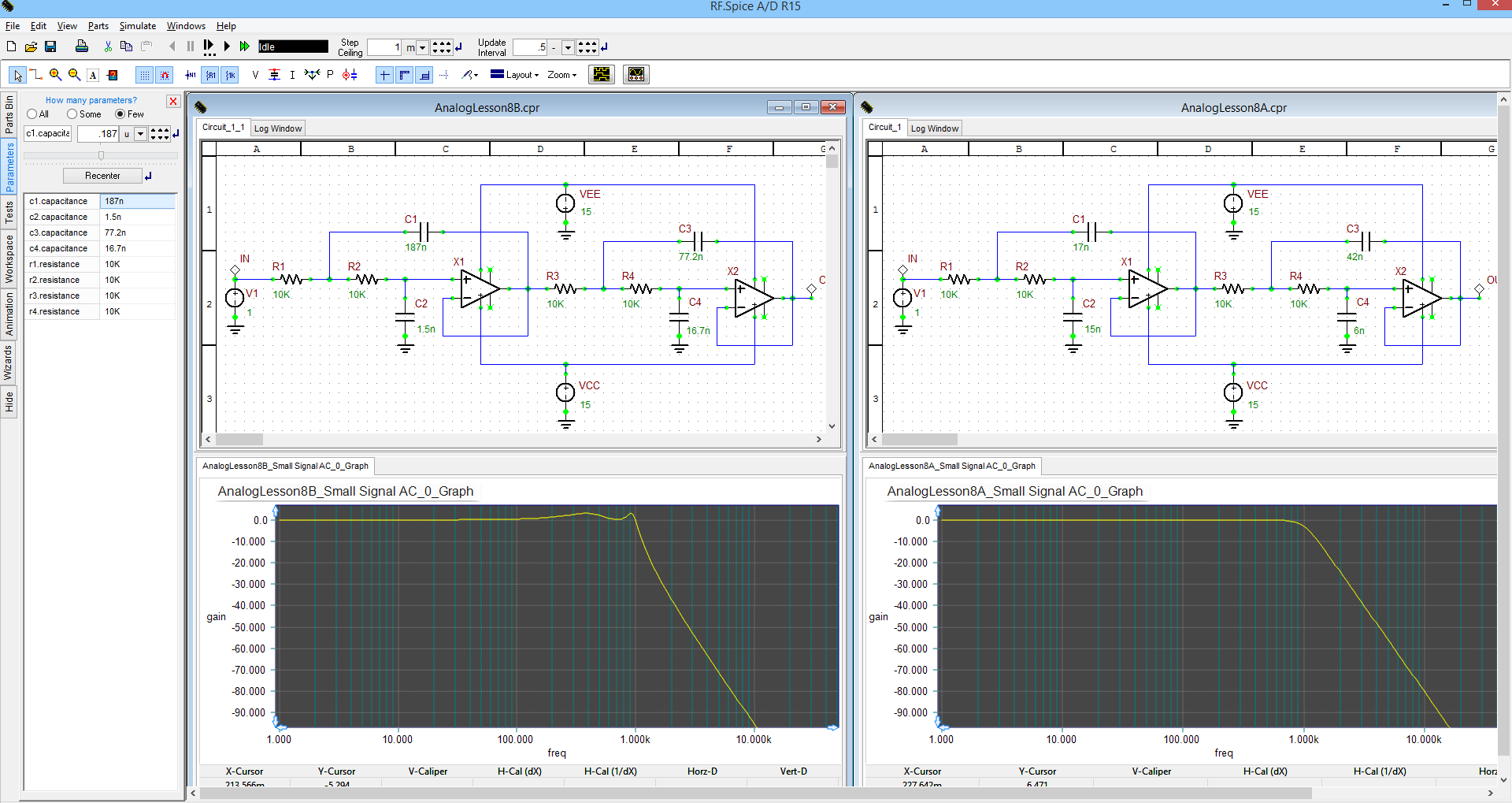 Rf Spice Ad Emag Technologies Inc Circuit Simulation Mixed Mode A D